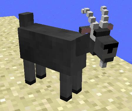 Mo'Creatures мод Minecraft [1.4.5]