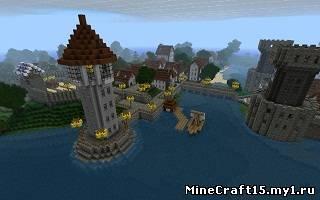 Castle Lividus of Aeritus [Карта]