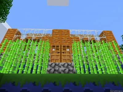 текстур пак 16x16 для minecraft:
