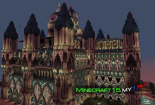 Fantasy Server Spawn [Карта]
