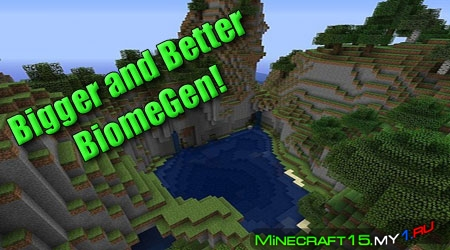 Bigger and Better мод Minecraft [1.4.7]