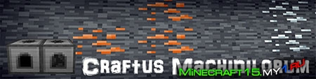 Craftus Machinilorum Mod для Minecraft [1.5.2]