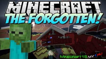 The Forgotten Features Mod для Minecraft [1.7.10]