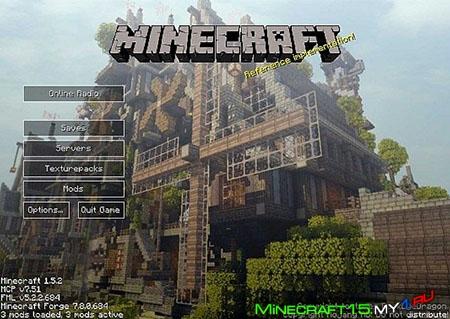 BetterGUI+ Mod для Minecraft [1.6.2]