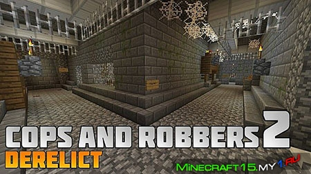 Cops and Robbers 2 [Карта]