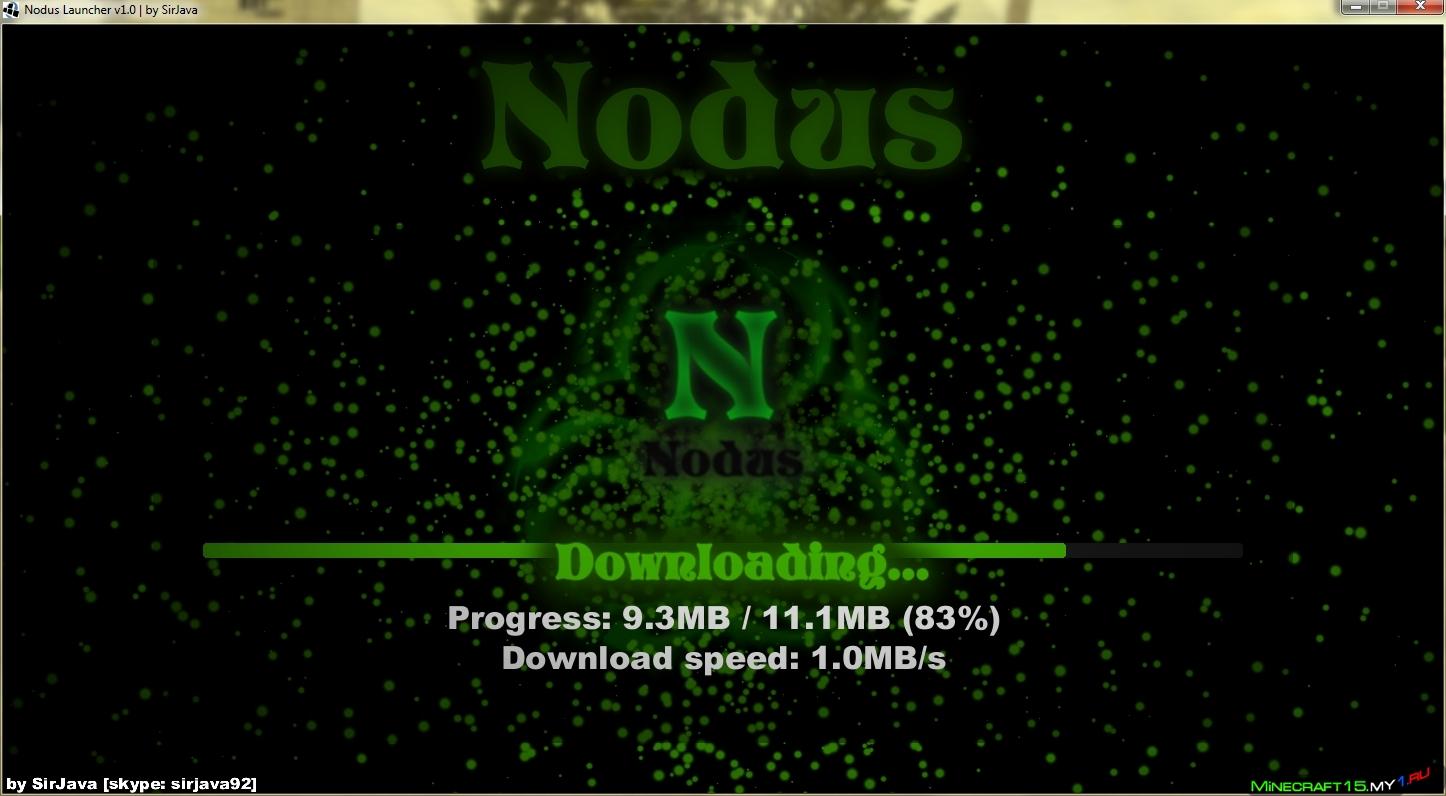 Скачать nodus для minecraft [1. 8].