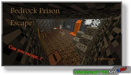 Bedrock Prison Escape [Карта]