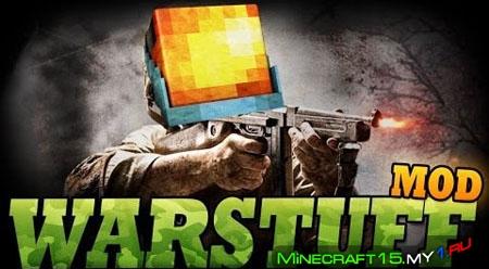 WarStuff Mod для Minecraft [1.5.2]