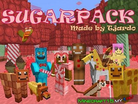 Sugarpack ресурс пак [32x32] [1.8]