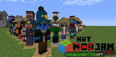 iChun's Hats Mod для Minecraft [1.5.2]