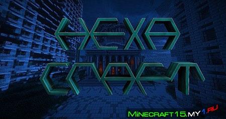 Hexacraft ресурс пак [128x128] [1.8.]
