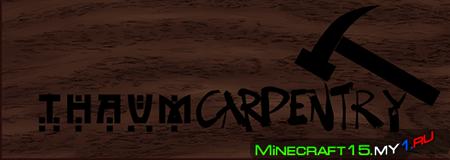 Thaumcarpentry Mod для Minecraft [1.7.10]