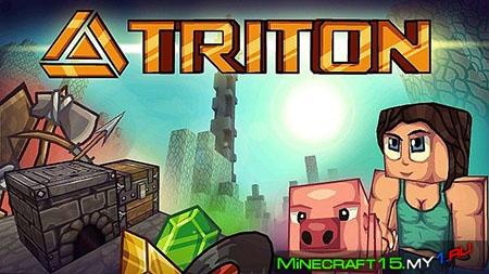 TRITON ресурс пак [64x64] [1.8]