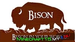 Bison Mod для Minecraft [1.8]