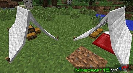 The Camping Mod для Minecraft [1.7.10]