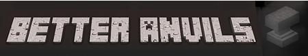 Better Anvils Mod для Minecraft [1.5.2]