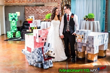 Marriage плагин Minecraft [1.5.2]