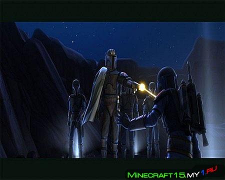 Mandalorian Mod для Minecraft [1.5.2]