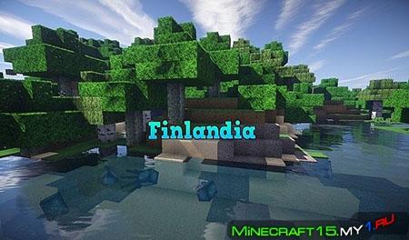 Finlandia 3D Models ресурс пак [64x64] [1.8]
