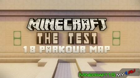 The Test [Карта] [1.8 +]