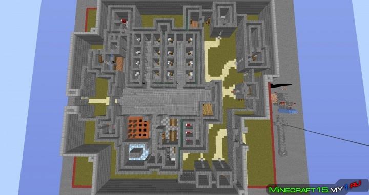скачать The Escapists карту - фото 6