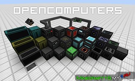 OpenComputers Mod для Minecraft [1.7.10]