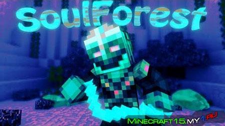 Soul Forest Mod для Minecraft [1.7.10]