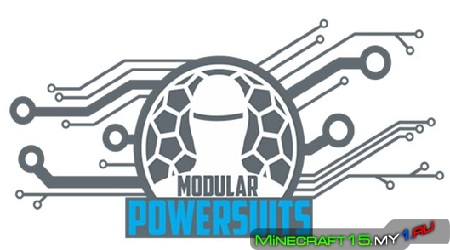 Modular Powersuits Mod для Minecraft [1.5.2]