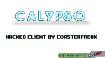 CALYPSO чит клиент Minecraft [1.8]