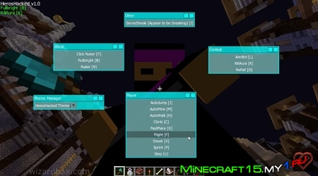 minecraft 1.8.8 читы