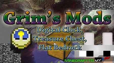 Grim3212 Core для Minecraft [1.7.10]