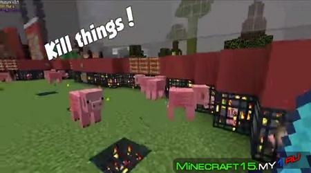Чит на Minecraft 1.8.8 / Приватные читы для Minecraft