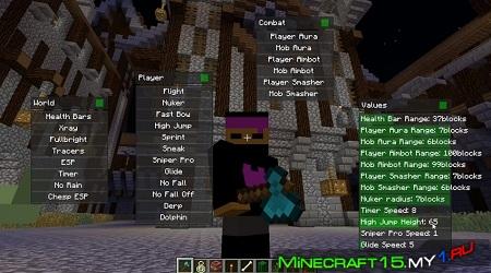 Почему в Minecraft PE нет плагинов+мод на команды [0.10.4]