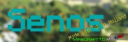 Senos чит клиент Minecraft [1.8]