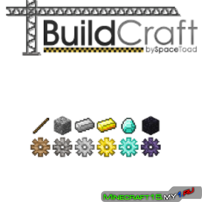 скачать моды на майнкрафт 1 7 10 на buildcraft