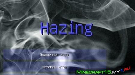 Hazing чит клиент Майнкрафт 1.9 - 1.9.2
