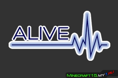 Alive чит клиент Майнкрафт 1.9.2 - 1.9