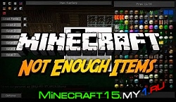 Not Enough Items (NEI) 1.7.10