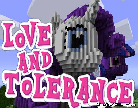 Love and Tolerance текстур пак [16x] [1.4.7]