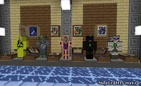 BiblioCraft мод Minecraft [1.5.1]