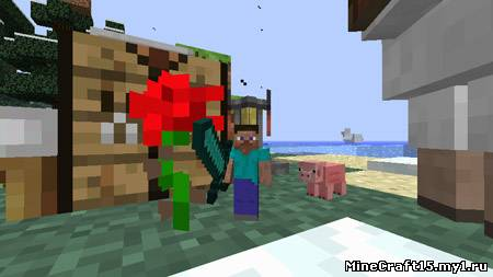 Gulliver the Resizing Mod для Minecraft [1.5.2]